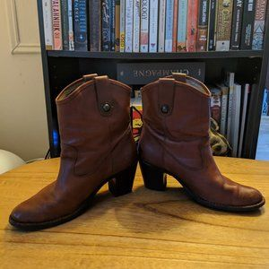 Frye Jackie boots